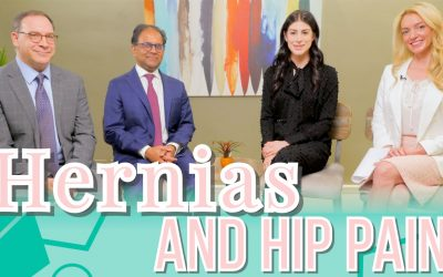 Hernias and Hip Pain: A Cause of Pelvic Floor Dysfunction in both Men & Women